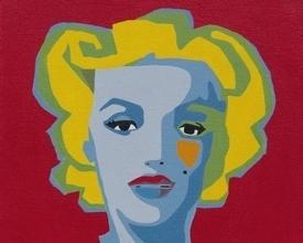 Marilyn 2 by Druh Ireland