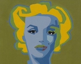 Marilyn 5 by Druh Ireland
