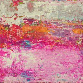 Horizon painting by Druh Ireland